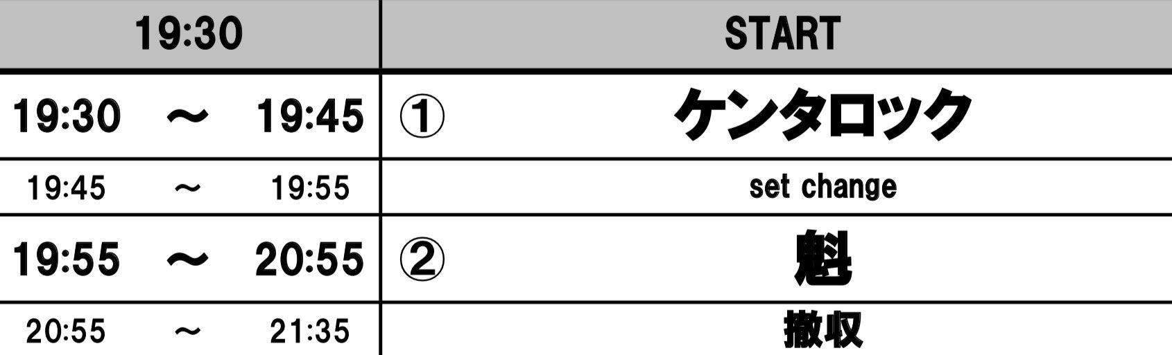 天体3349 WINTER TOUR 2020-2021「 旅のススメ、次へススメ。」番外編